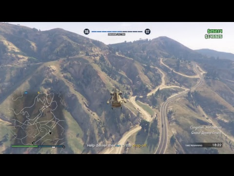 GTA 5 Biker missions with onecheesygamer