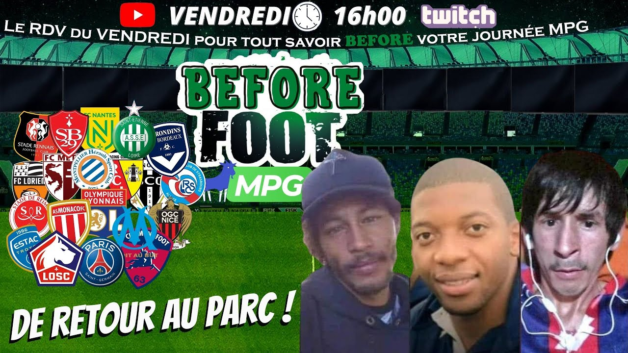 Download J6 - BEFORE Ligue 1 - MPG Compo Tour des Stades Jeux Prono