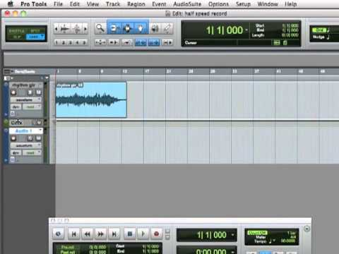 how to record on pro tools express