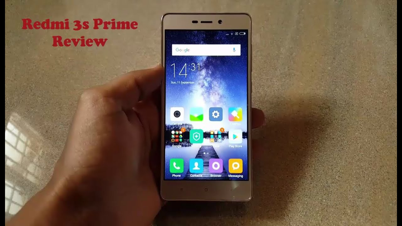 Redmi 3S Prime Review – Best Value for Money