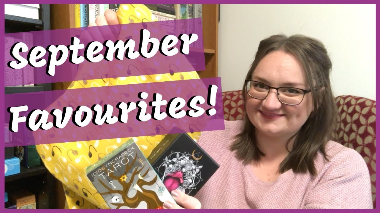 💛 Chatty Favourites Time! 💛 Decks, YouTube videos, podcasts and TV I've  been loving this month!