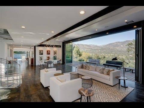 Contemporary Estate with Serene Views in La Canada Flintridge, California