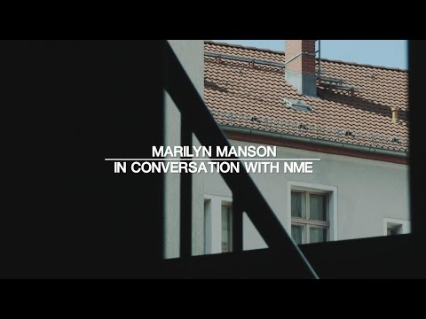 Marilyn Manson in Conversation with NME
