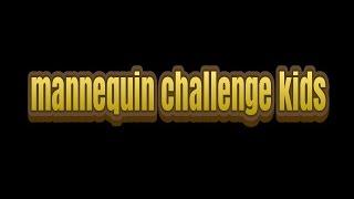 mannequin challenge/ini misalnya kaya perampok dan kerajaan thumbnail
