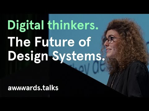The Future Of Design Systems   Hayley Hughes   Airbnb   Awwwards Conf San Fran