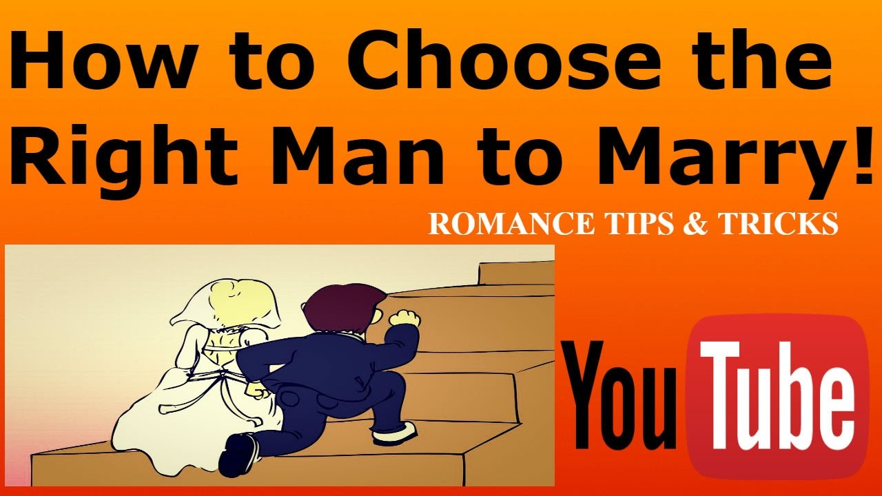 How to choose a man 42