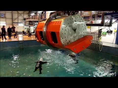 BOSIET Offshore Survival Training Aberdeen