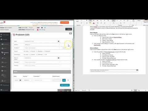 Data Entry | EHR Go