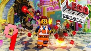 Let's Play The Lego Movie Videogame Part 9: Flucht-U-Boot bauen