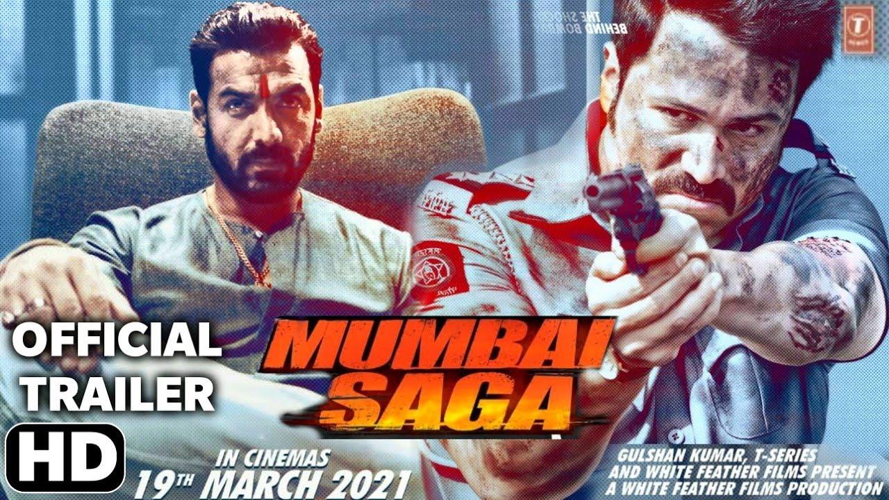 Mumbai Saga Trailer Release Date, John Abraham, Emraan Hashmi, Suniel Shetty, Sanjay G, #Mumbaisaga