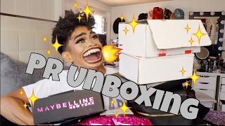 PR Box Unboxing