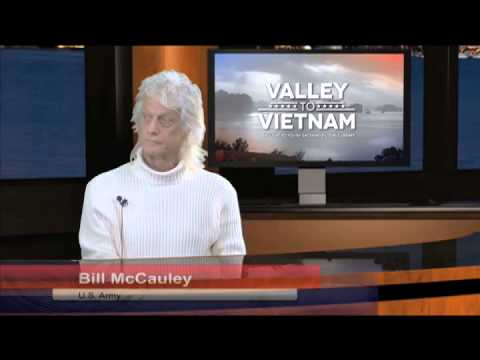 Valley to Vietnam: Bill McCauley