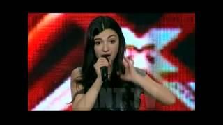The X Factor - Melanie - Brand New Key - Eteri Hovhannisyan
