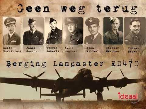 "Radio en TV Ideaal ""Geen weg terug"" Documentaire Lancaster ED4760"