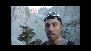 Mt. Whitney Solo Hike, June 2013