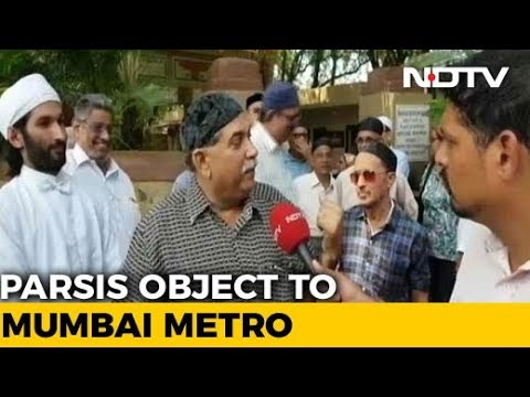 Parsis Fear Mumbai Metro Construction Will Affect Ancient Fire Temples