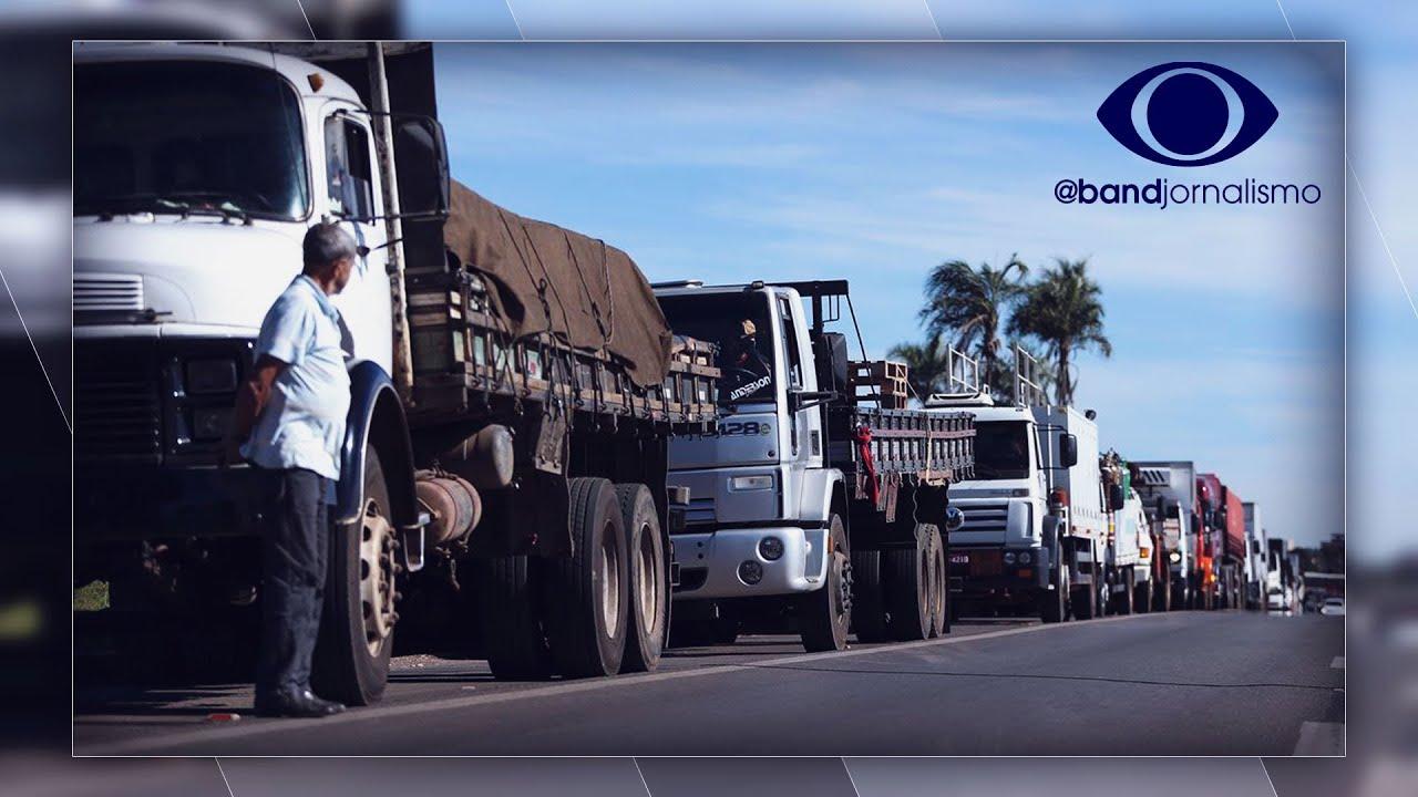 Caminhoneiros protestam contra agressões da CGM Ambiental de SP - online