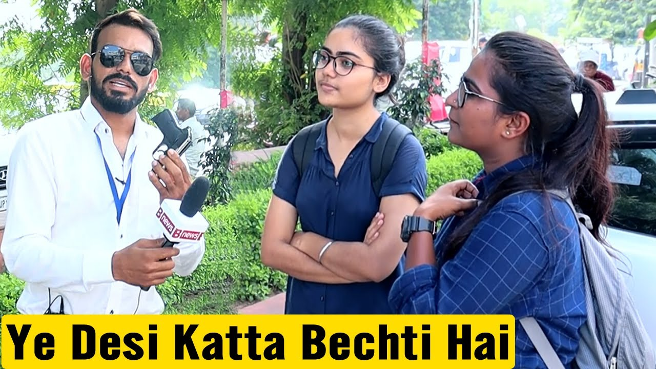 Fake Reporter Prank Gone Wrong|  Part 16 | Bhasad News | Pranks in India MyTub.uz