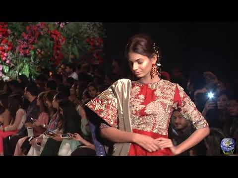 PFDC L'Oréal Paris Bridal Week 2018 | Mehroze Saboor bridal Collection 2018