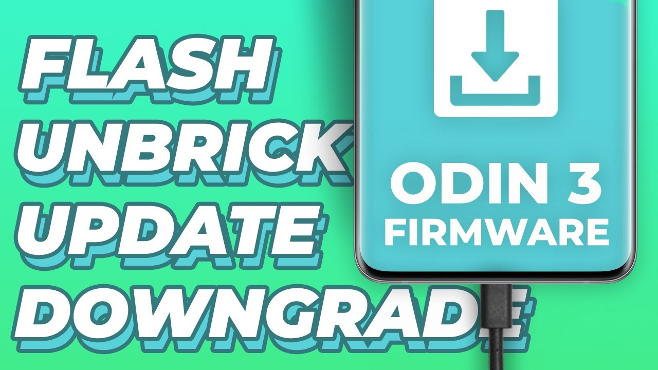 Download How to Unbrick/Update/Flash Stock Firmware in ANY Samsung Galaxy device via Odin 3 - 2021