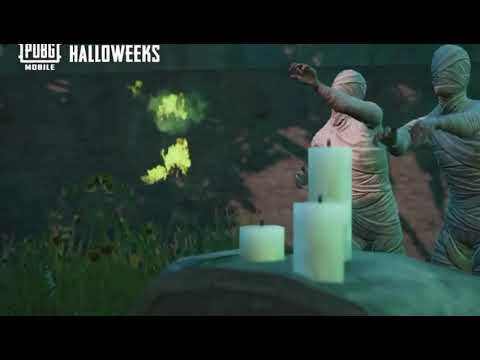 PUBG mobile 0.9.0 is here New Halloween spacial update trailer