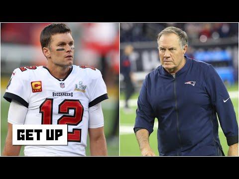 What will happen when Tom Brady meets Bill Belichick in Week 4? | Get Up