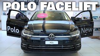 New Volkswagen Polo 2022 Facelift