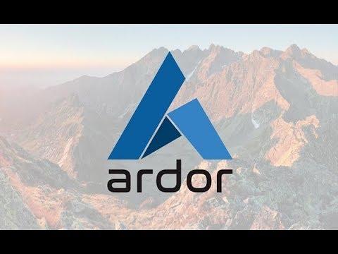 Криптовалюта Ardor. Особенности и преимущества