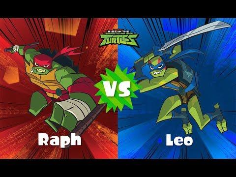 GO TEAM RAPHAEL! With Friends! (Splatoon 2 Raphael vs Leonardo Splatfest)