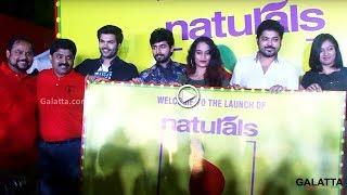 Bigg Boss Contestants Launch Naturals' B Cafe | Harish Kalyan | Suja Varunee | Gayathri Raghuram