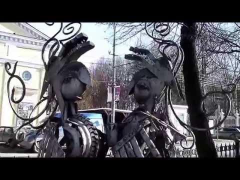 Бекхан - Памятник / Необычные памятники Перми