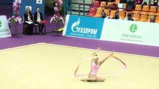 Солдатова Александра, лента, Художественная гимнастика
