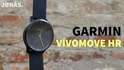 Die ultimative Hybridsmartwatch? Garmin Vivomove HR im Review