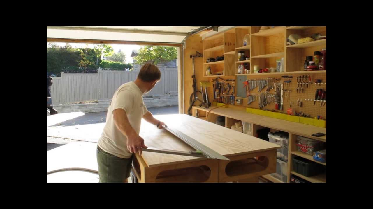 Festool Track Saw & Parallel Guides - YouTube