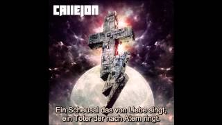 Callejon - Atlantis [Lyrics] [HD]