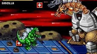 Godzilla: Domination! Playthrough Part 4: Mecha-King Ghidora