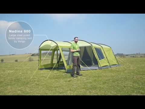 How To Pack Away A Large Family Tent