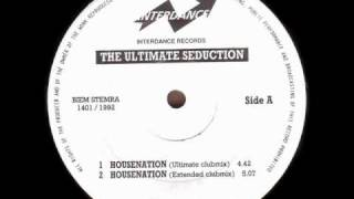 The Ultimate Seduction - House Nation (Extended Club Mix)