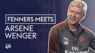 How to Beat 'UNSTOPPABLE' Manchester City | Fenners Meets Wenger