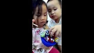[babyTrung] Kẹo Mút Khổng Lồ