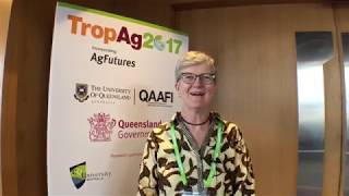 Robyn Alders Interview at TropAg2017