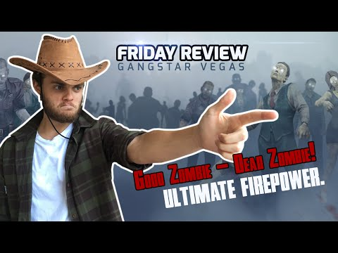 Gangstar Vegas - Friday Review: Survive Zombies 101