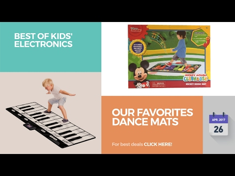 Our Favorites Dance Mats Best Of Kids' Electronics