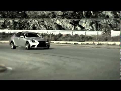 Elias Toufexis Lexus Ad