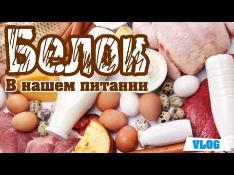 Белки + продукты богатые белками