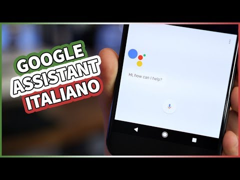 Google Assistant in Italia dal 15 Novembre (o anche prima)!