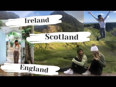 2019 Sister Trip - England, Scotland, Ireland
