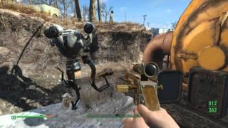 Fallout 4 008 - Клешнями клац-клац