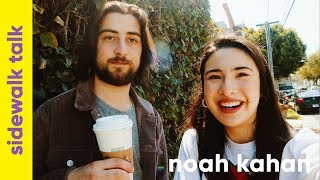 NOAH KAHAN Interview- song with Julia Michaels, signing to Republic Records, anxiety and depression