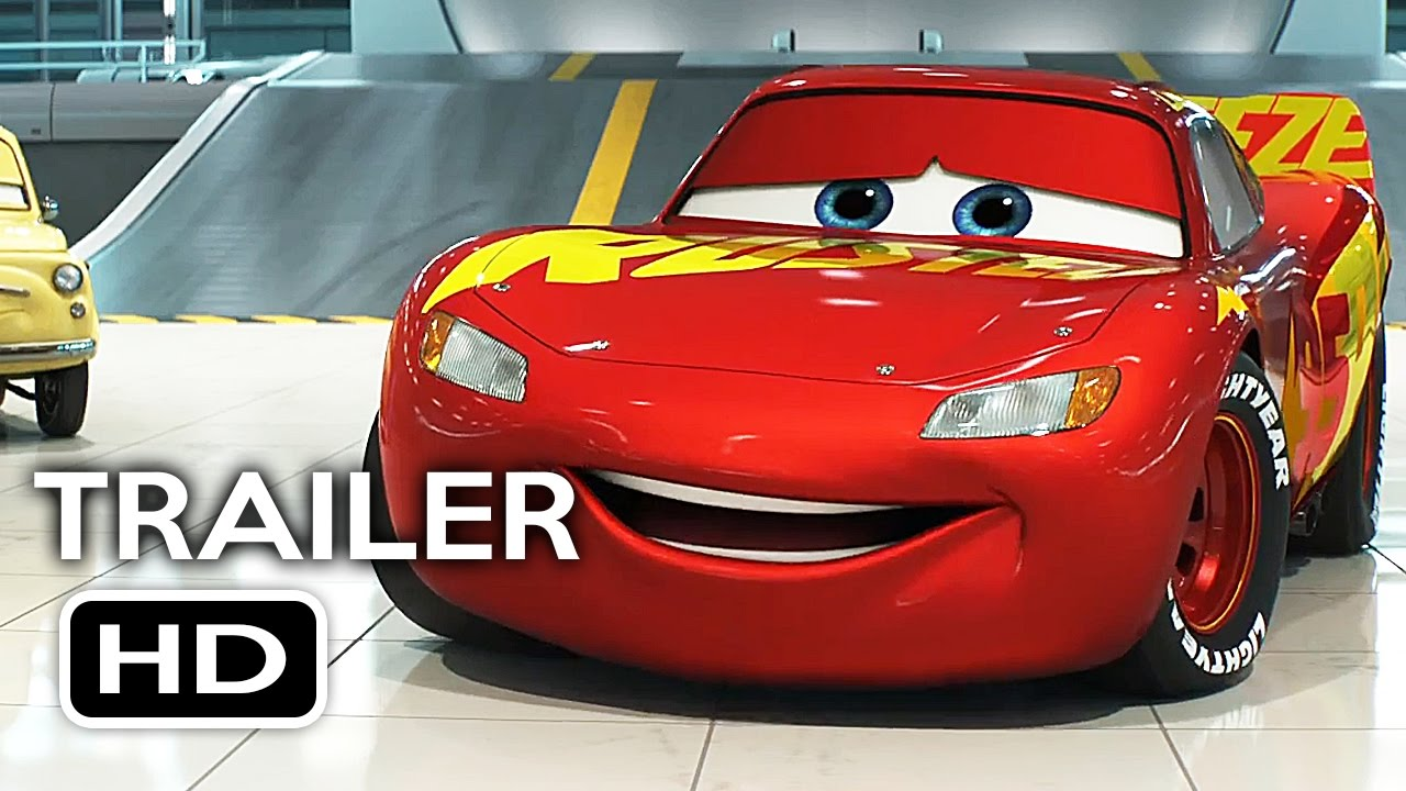 Cars 3 Official Trailer #5 (2017) Disney Pixar Animated Movie HD ...